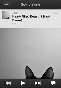 Heart-filled Beast